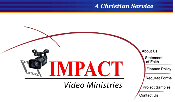 Home Page of Impact Video Ministries